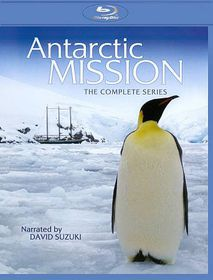 Antarctic Mission - (Region A Import Blu-ray Disc)