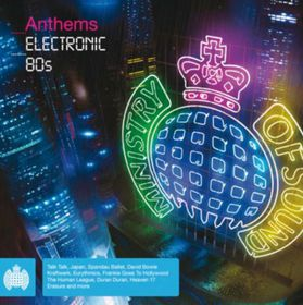 Ministry Of Sound - Anthems - Electronic 80's (CD)