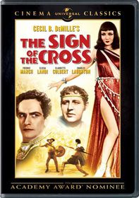 Sign of the Cross - (Region 1 Import DVD)