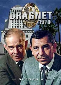 Dragnet:Season 4 - (Region 1 Import DVD)