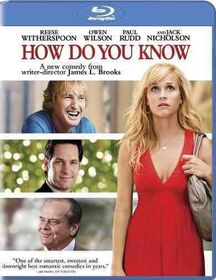How Do You Know - (Region A Import Blu-ray Disc)