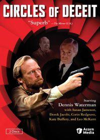 Circles of Deceit - (Region 1 Import DVD)