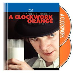 Clockwork Orange:40th Anniversary - (Region A Import Blu-ray Disc)