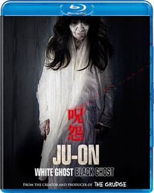 Ju-On White Ghost / Black Ghost [Blu-ray] (Region A Import Blu-ray Disc)