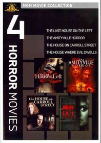 Amityville Horror/House on Carroll St - (Region 1 Import DVD)