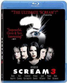 Scream 3 - (Region A Import Blu-ray Disc)