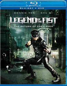 Legend of the Fist:Return of Chen Zhe - (Region A Import Blu-ray Disc)
