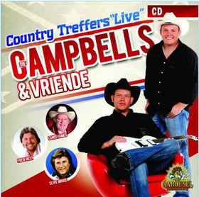 Die Campbells - Country Treffers Live (CD)