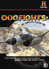 Dogfights:Complete Season Two - (Region 1 Import DVD)