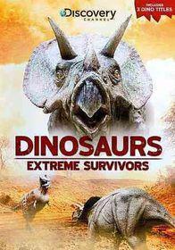 Dinosaurs:Extreme Survivors - (Region 1 Import DVD)