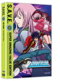 Air Gear:Complete Box Set (Save) - (Region 1 Import DVD)