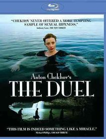 Anton Chekov's the Duel - (Region A Import Blu-ray Disc)