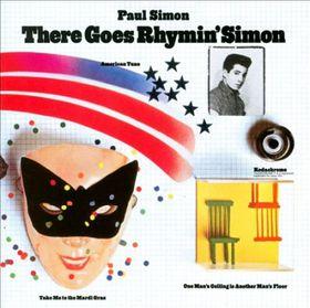 Simon Paul - There Goes Rhymin' Simon (CD)