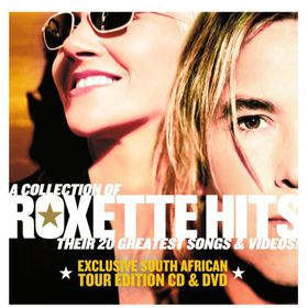Roxette - A Collection Of Hits (CD + DVD)