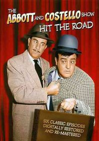 Abbott and Costello Show:Hit the Road - (Region 1 Import DVD)