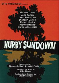 Hurry Sundown - (Region 1 Import DVD)