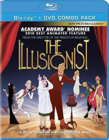 Illusionist (Bd/DVD Combo) - (Region A Import Blu-ray Disc)