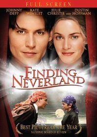 Finding Neverland - (Region 1 Import DVD)