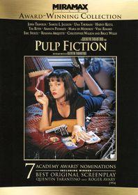 Pulp Fiction - (Region 1 Import DVD)