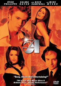 Studio 54 - (Region 1 Import DVD)
