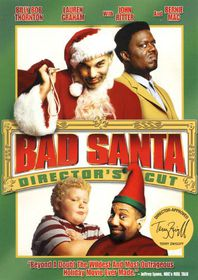 Bad Santa (Director's Cut) - (Region 1 Import DVD)