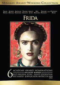 Frida - (Region 1 Import DVD)