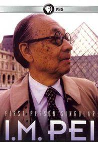 First Person Singular:Im Pei - (Region 1 Import DVD)