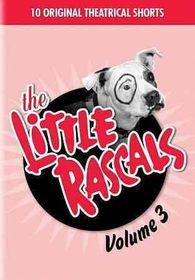 Little Rascals Vol 3 - (Region 1 Import DVD)