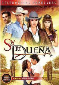 Soy Tu Duena - (Region 1 Import DVD)