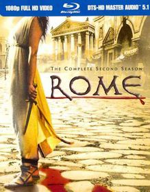 Rome:Complete Second Season - (Region A Import Blu-ray Disc)
