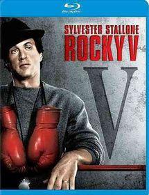 Rocky V - (Region A Import Blu-ray Disc)