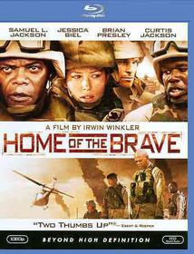 Home of the Brave - (Region A Import Blu-ray Disc)
