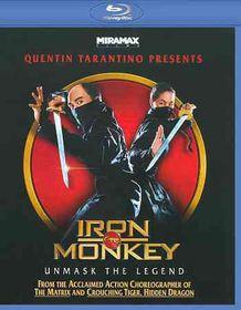 Iron Monkey - (Region A Import Blu-ray Disc)