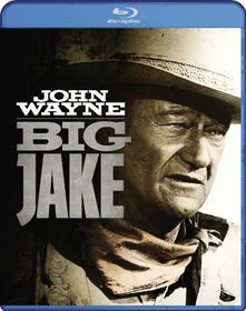 Big Jake - (Region A Import Blu-ray Disc)