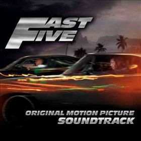 Fast Five / O.s.t. - Fast Five (CD)