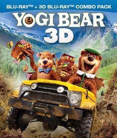 Yogi Bear (2010)(3D Blu-ray)