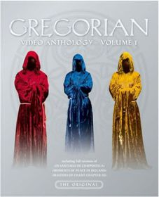 Gregorian - Video Anthology - Vol.1 (DVD)