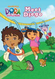 Dora the Explorer Meet Diego(DVD)