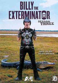 Billy the Exterminator:Season 3 - (Region 1 Import DVD)