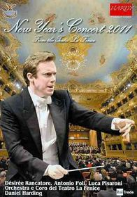 New Year's Concerto 2011 from Teatro - (Region 1 Import DVD)