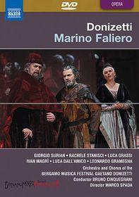 Donizetti / Cinquegrani / Surian / Marchesini - Marino Faliero (DVD)