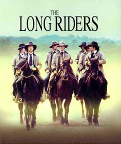 Long Riders - (Region A Import Blu-ray Disc)