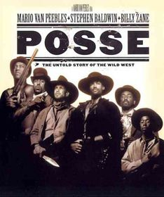 Posse - (Region A Import Blu-ray Disc)