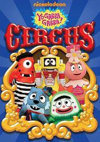 Yo Gabba Gabba:Circus - (Region 1 Import DVD)