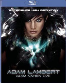 Glam Nation Live - (Australian Import Blu-ray Disc)