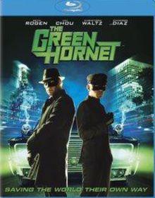 Green Hornet (2011)(Blu-ray)