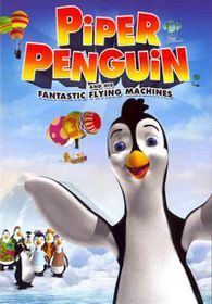 Piper Penguin and His Fantastic Flyin - (Region 1 Import DVD)