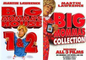 Big Momma Collection - (Region 1 Import DVD)