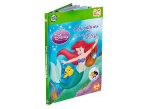 LeapFrog - Tag Disney Princess: Adventures Under The Sea Activity Book