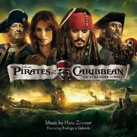 Soundtracks (various) - Pirates Of The Caribbean 4 - On Stranger Tides (CD)